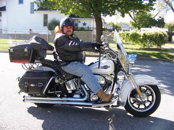 Arrest Made In Stolen Harley-Davidson