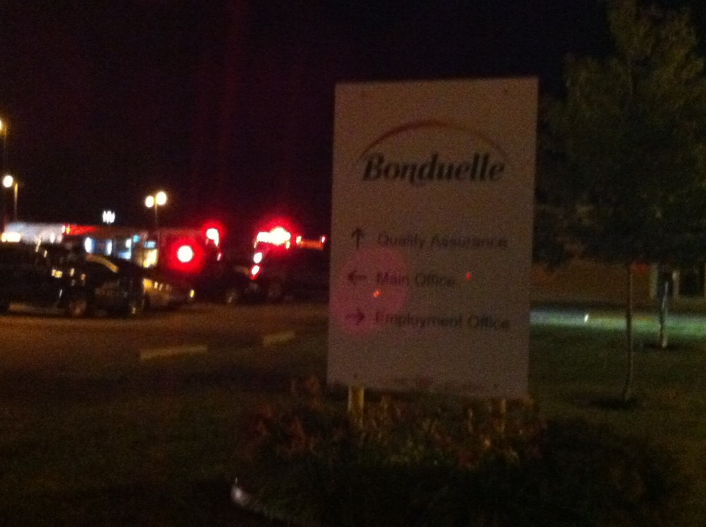 Blackburnnews Com Fire At Tecumseh Bonduelle Plant Gallery