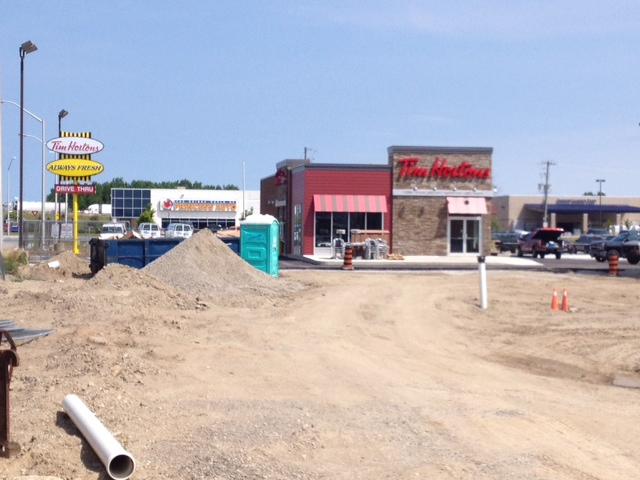 Lambton Mall Rd. Development Takes Shape