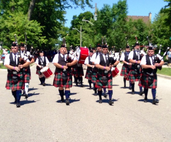 15th Kincardine Scottish Festival and Highland Games. July 5, 2014. Photo by Ken Kilpatrick.