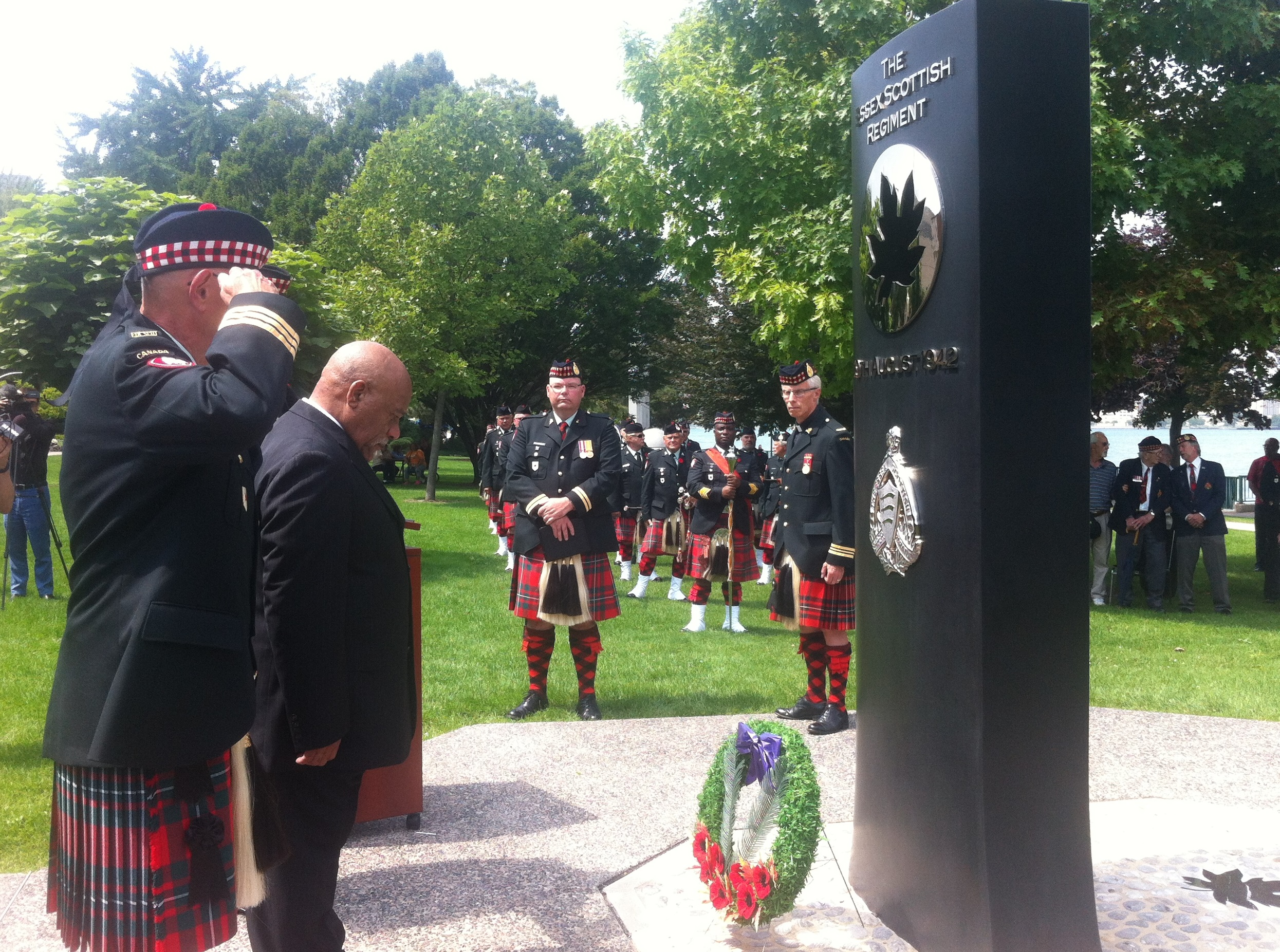 Dieppe Raid To Be Commemorated Sunday