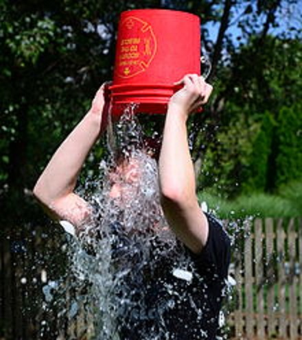 UPDATE:  ALS Ice Bucket Challenge Going Strong