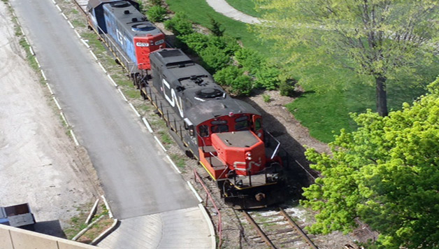 CN Rail Sarnia (Photo by Melanie Irwin)