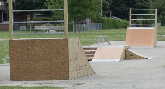 Goderich Skate Park Not Moving To Agricultural Park