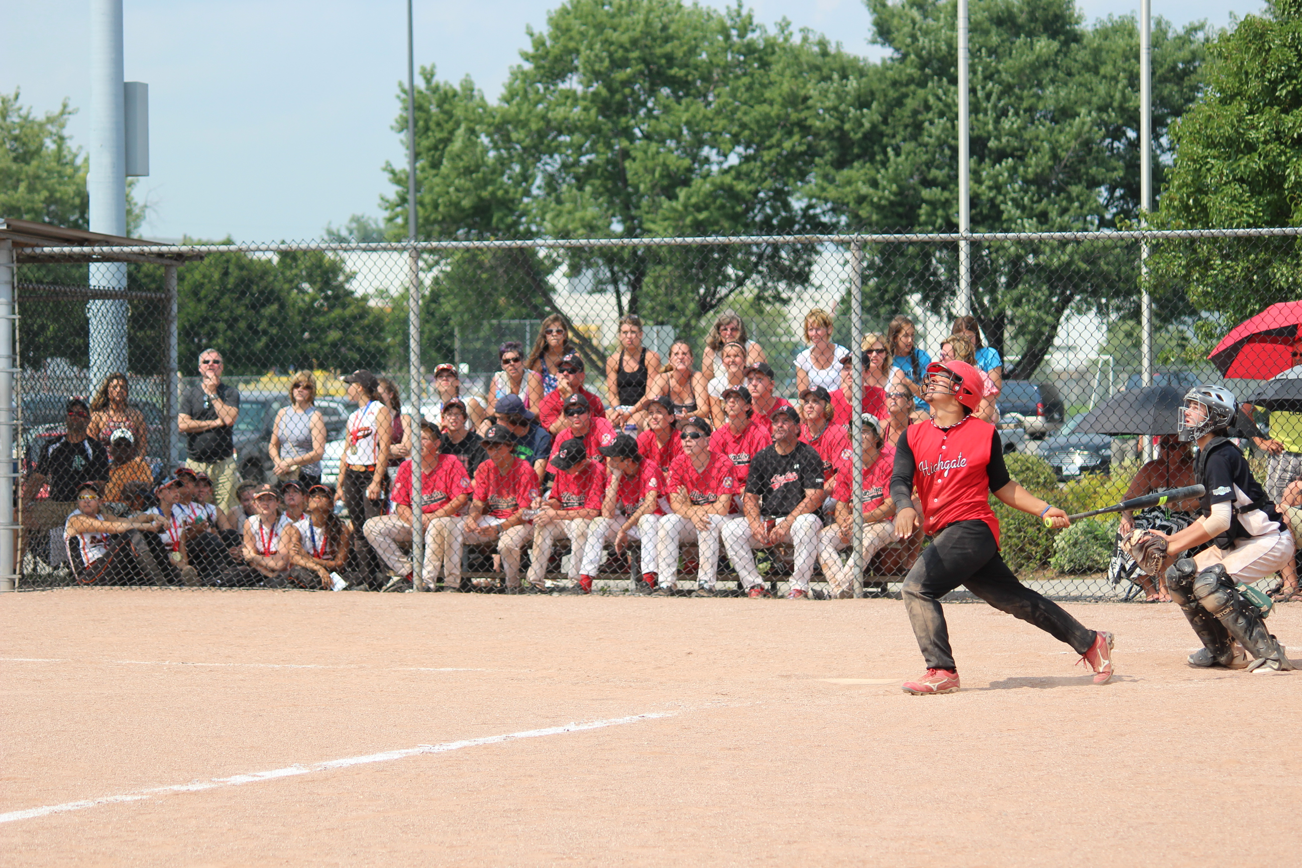The Ontario Summer Games were held in Windsor from August 7-10, 2014. Photo taken August 10, 2014. (Photo by Ricardo Veneza)