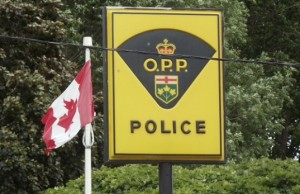 OPP Headquarters Sign (BlackburnNews.com photo)