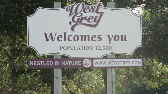 West Grey Loses Provincial Funding