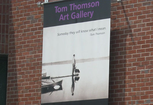 Tom Thomson Gallery Wants Your Opinion