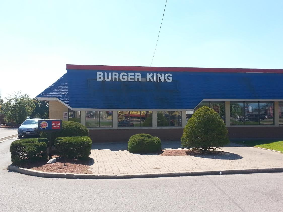 Former Burger King on London Rd. in Sarnia.
