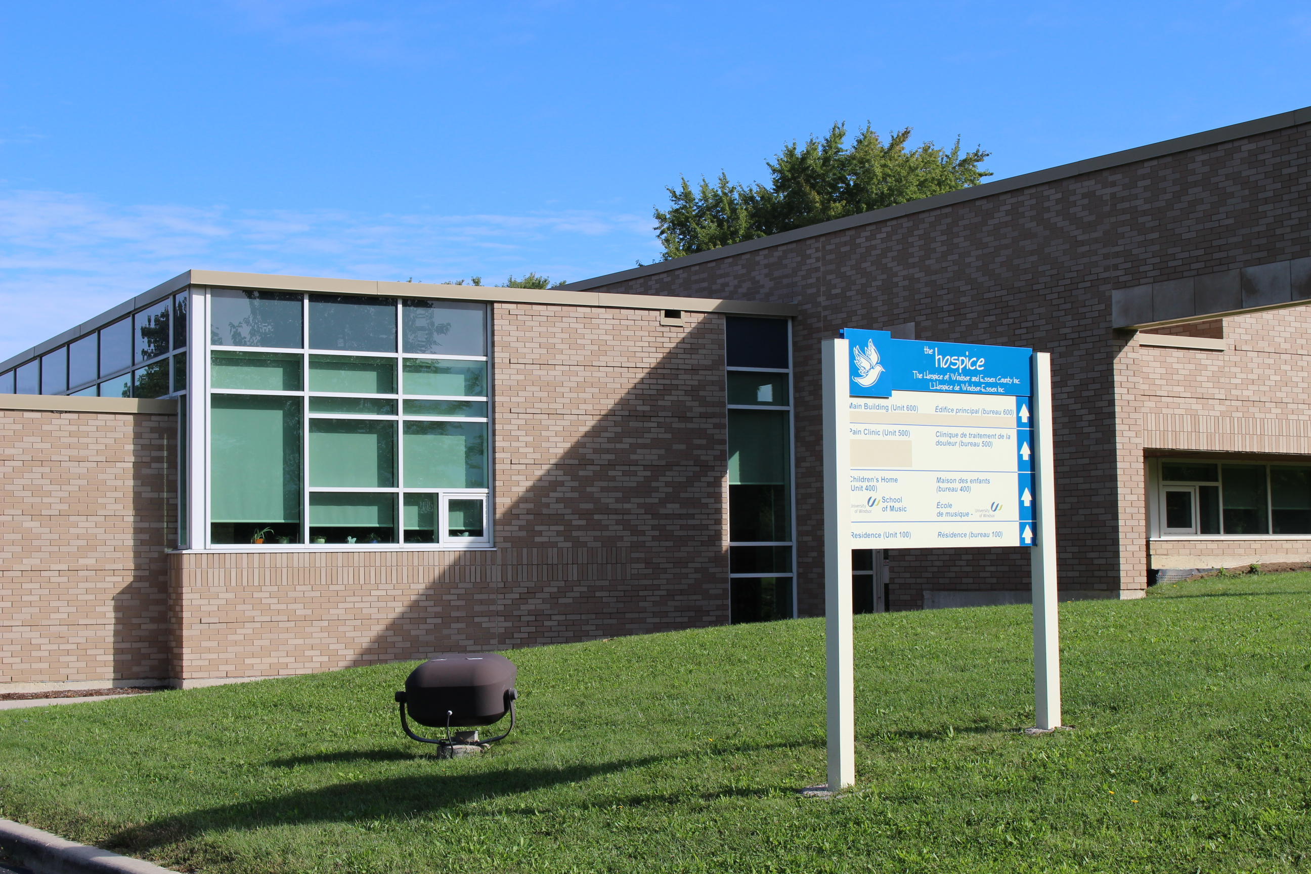 Hospice of Windsor and Essex County, September 12 2014. (Photo by Adelle Loiselle.)