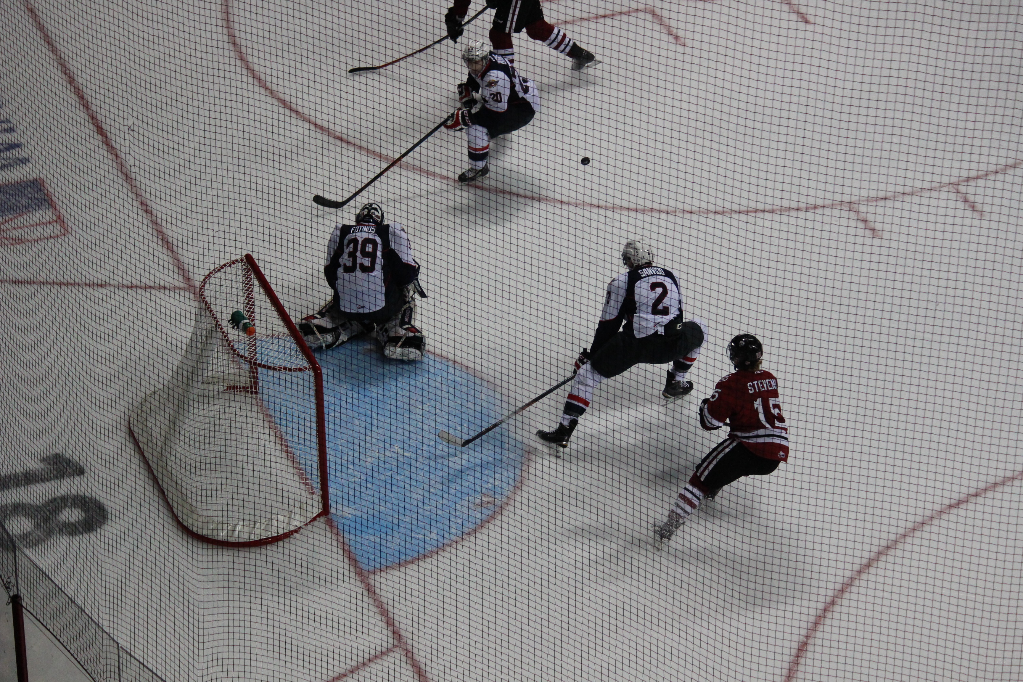 Spits Lose To Attack In OT