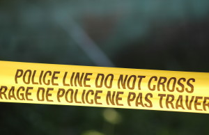 BlackburnNews.com file photo of Windsor police crime tape. (Photo by Jason Viau)