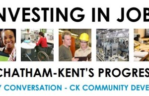 Chatham-Kent hosting jobs community forum at the Civic Centre in Chatham.