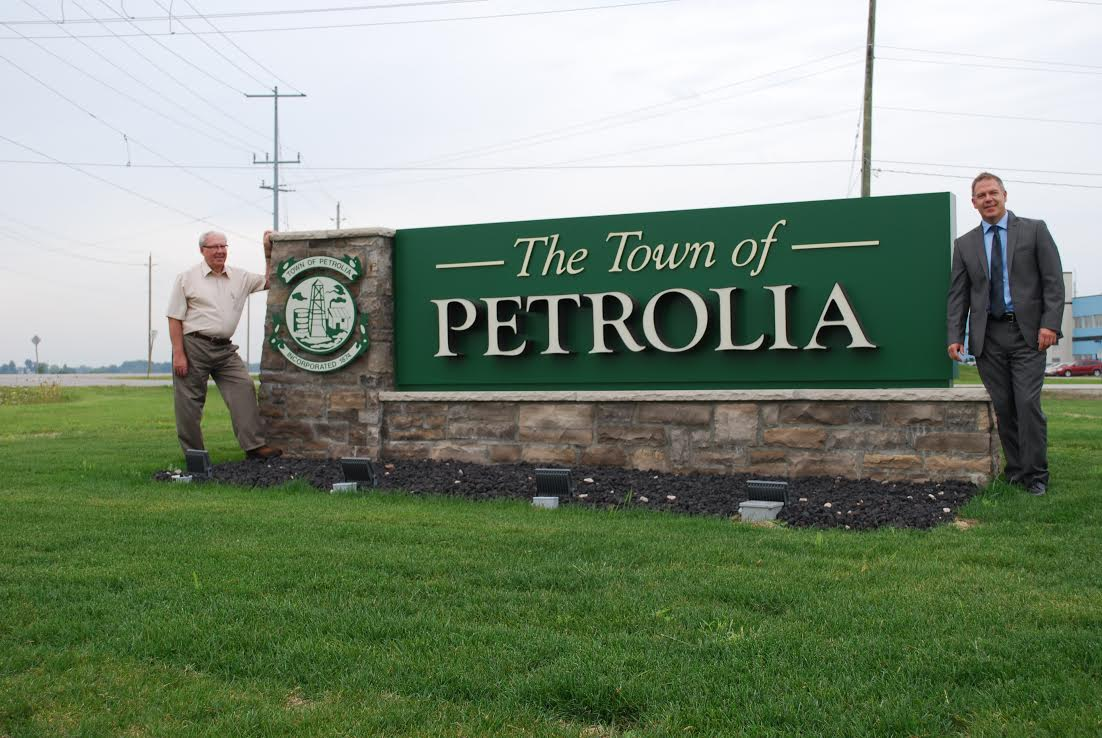 Petrolia Changing Services During Monday's Eclipse