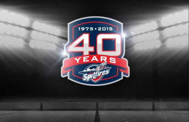 Spitfires 40 years