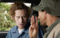 "In a photo from the movie ""The Birder"", Ron tries to explain birding to Ben. (Photo courtesy thebirdermovie.com)"