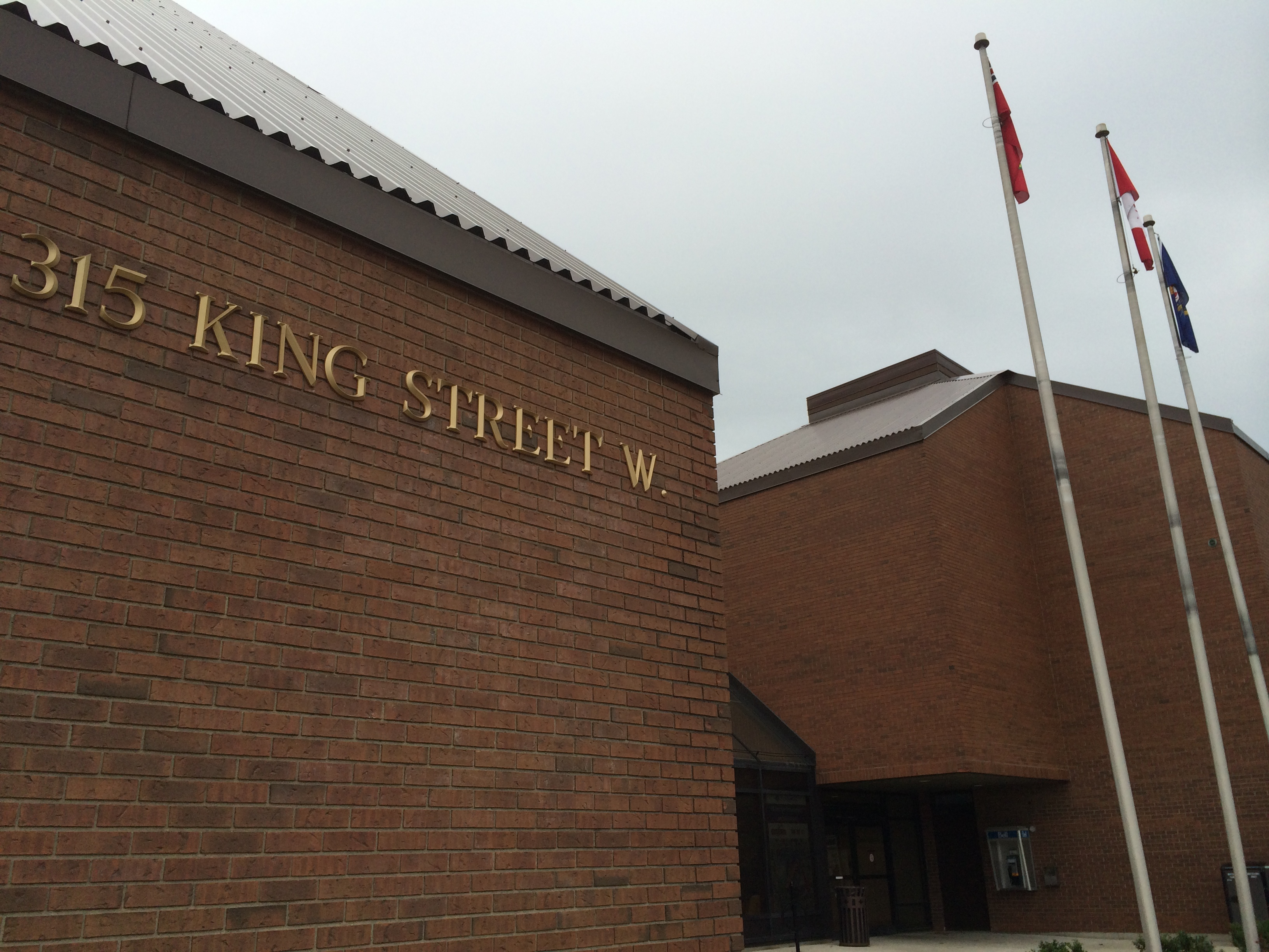 The Chatham-Kent Civic Centre is seen in this September 15, 2014 file photo. (Photo by Ricardo Veneza)