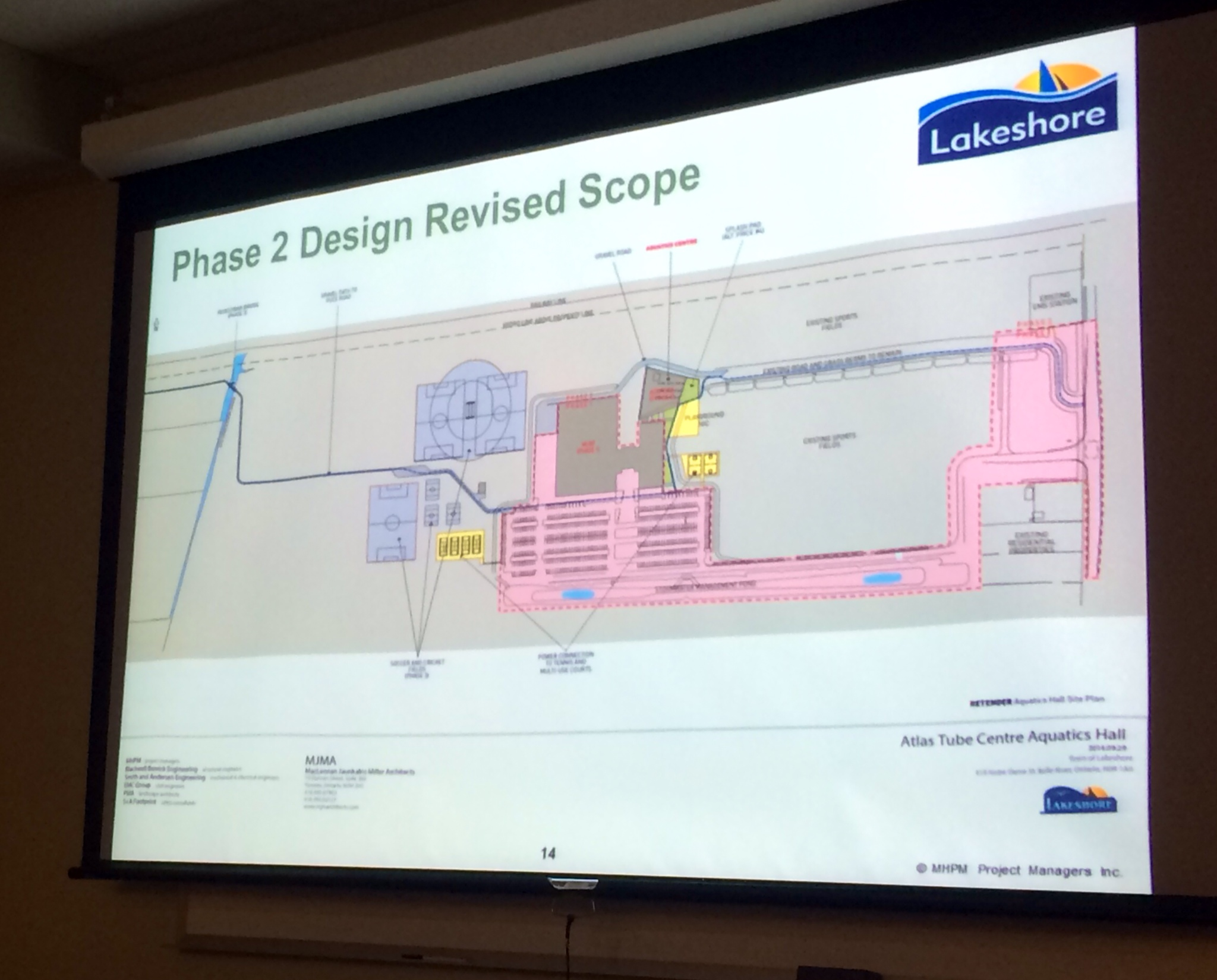 Lakeshore Approves Next Phase Spending