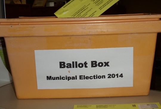 Candidates See Opening In Ward 1