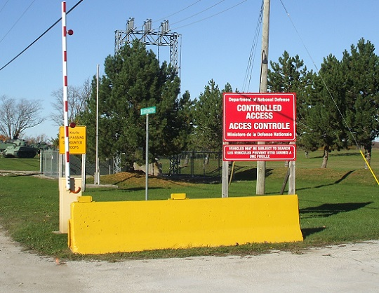 Meaford Training Centre Not Needed For Refugees