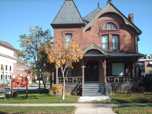 Milner House museum in Chatham Oct 23 2014 (Photo by Simon Crouch)