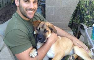 Soldier Nathan Cirillio was shot and killed at the National War Museum in Ottawa. Photo courtesy of Facebook.