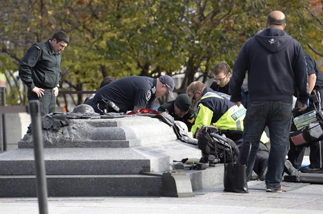 UPDATE: Two Dead after Shots Fired At Parliament Hill