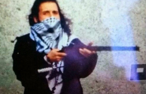 Michael Zehaf-Bibeau, the suspect in the shooting of a soldier on Parliament Hill. (Photo taken from Twitter)