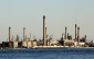 Sarnia's Chemical Valley  (BlackburnNews.com photo by Dave Dentinger)