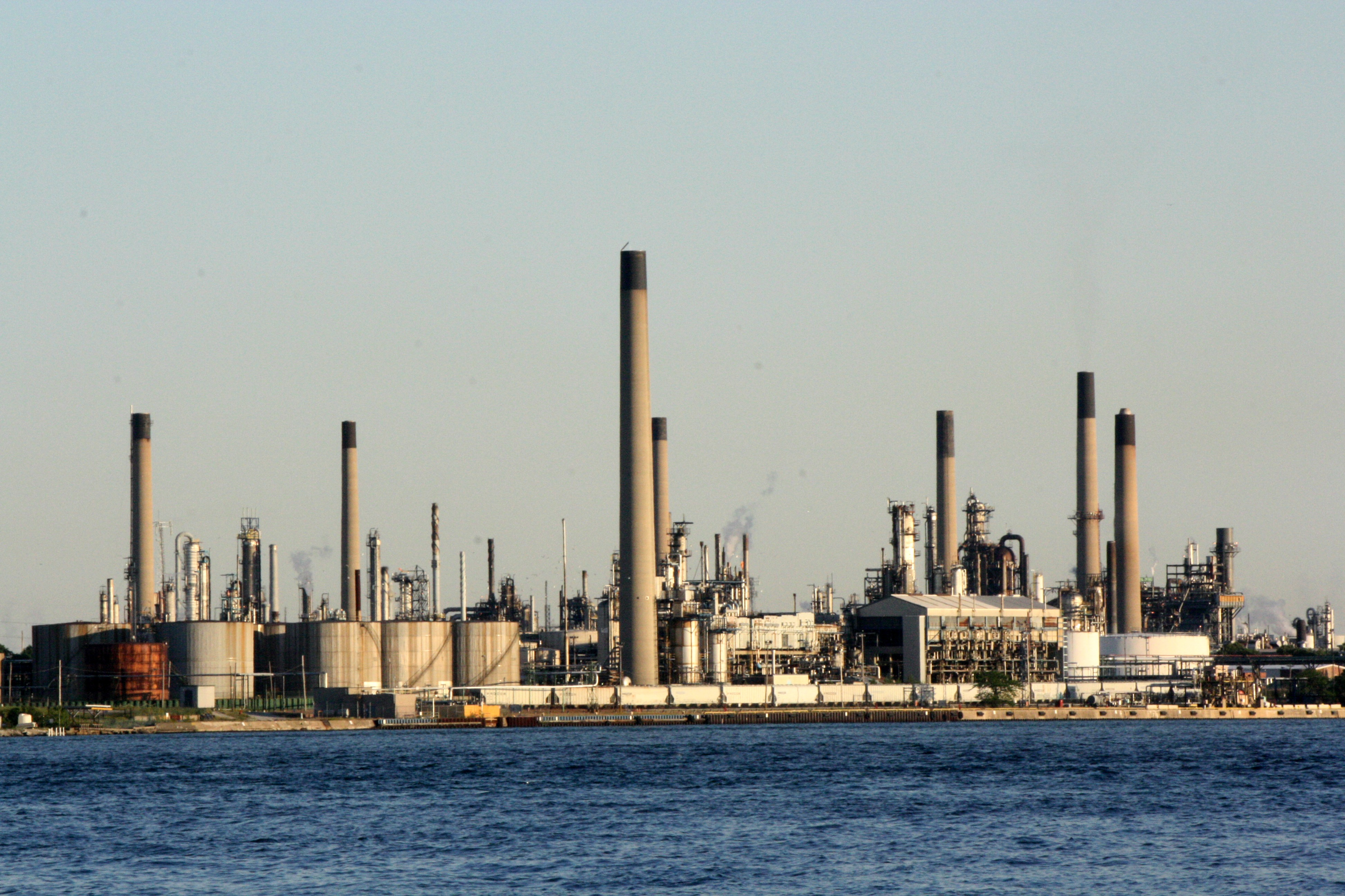 Maintenance in Chemical Valley