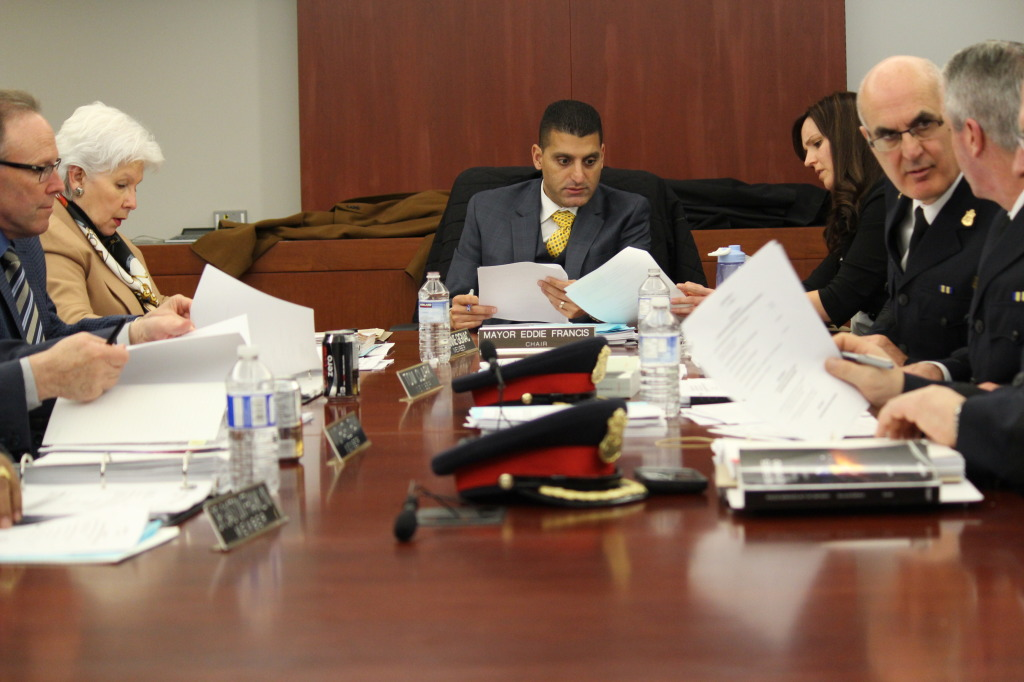 Police Services Board Meeting