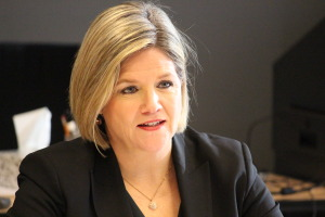 Image result for andrea horwath climate emergency