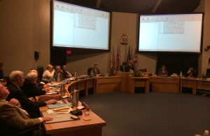 Chatham-Kent Council meets for its last regular meeting of its term on November 4, 2014. (Photo by Ricardo Veneza)