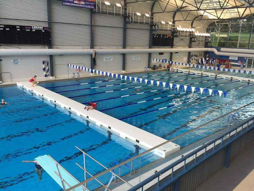 Blackburnnews Com Changes At Canada Games Aquatic Centre