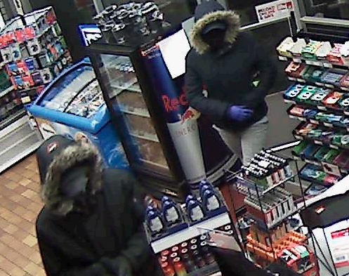 Photos Released Of Armed Robbers