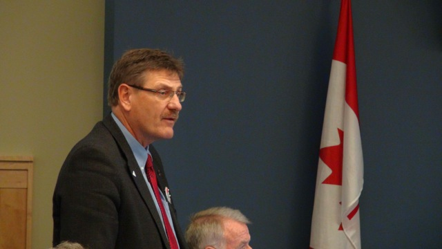 Eccles Only Declared Candidate For Grey County Warden