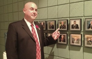 Huron-Kinloss Mayor Mitch Twolan will seek the warden's position in Bruce County. (Photo by Jordan MacKinnon)