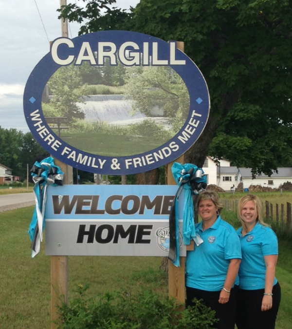 Cargill Homecoming Supports Community Projects