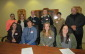 A photo of the Leamington Mayor's Youth Advisory Council meeting on October 8, 2014. (Photo courtesy Brenda Fischer)