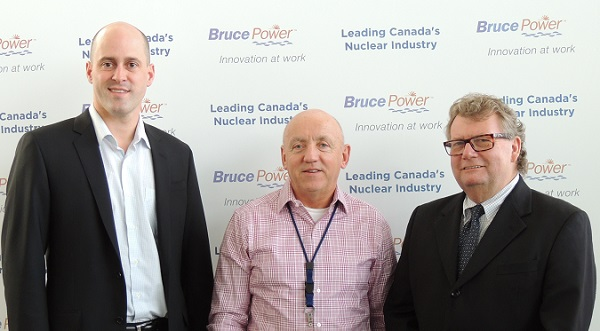 Bruce Power Will Share Safety Practices Globally