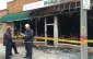 Investigators are trying to determine what caused a fire in the 1100 block of Wyandotte St. E. (Photo by Jason Viau)