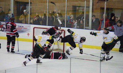 Alliston Heads Into Playoffs as Favourites in GMOHL