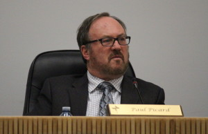 Windsor Essex Catholic District School Board Director Paul Picard, January 27, 2015. (Photo by Mike Vlasveld)