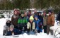 The 2nd Guelph Scout Troop at the Owen Sound Winter Scout Camp (photo-Kirk Scott)