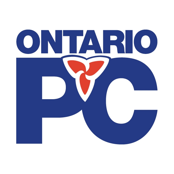 Ontario PC Party logo. (Photo courtesy OntarioPC.com.)