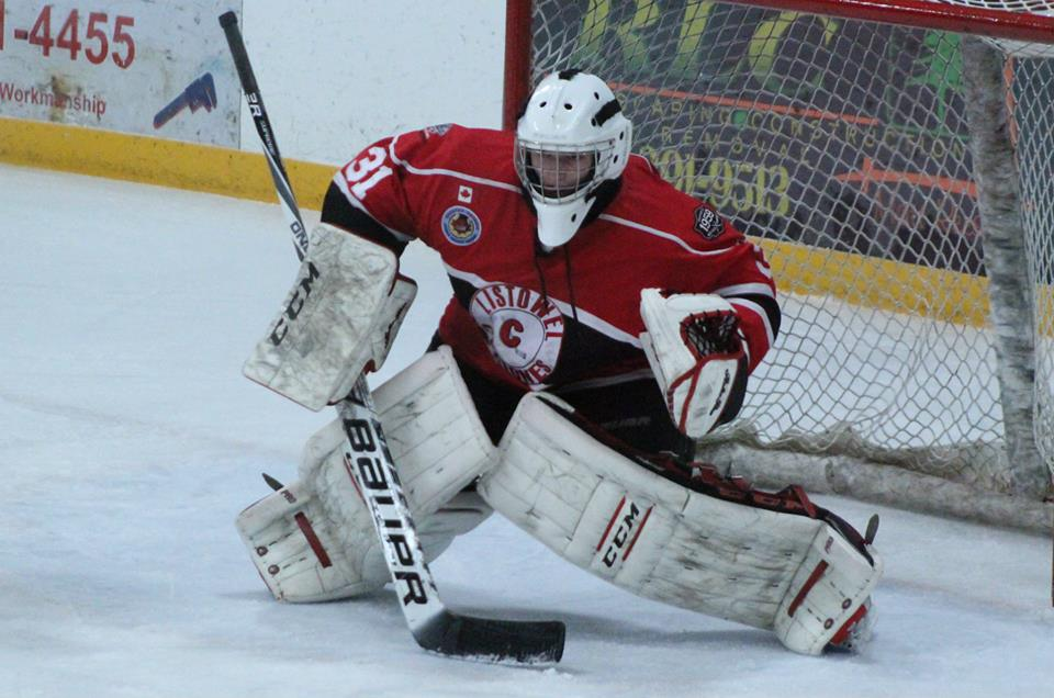Cyclones Shut-Out 99ers