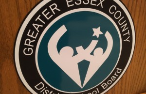 Logo for the Greater Essex County District School Board. (Photo by Ricardo Veneza)