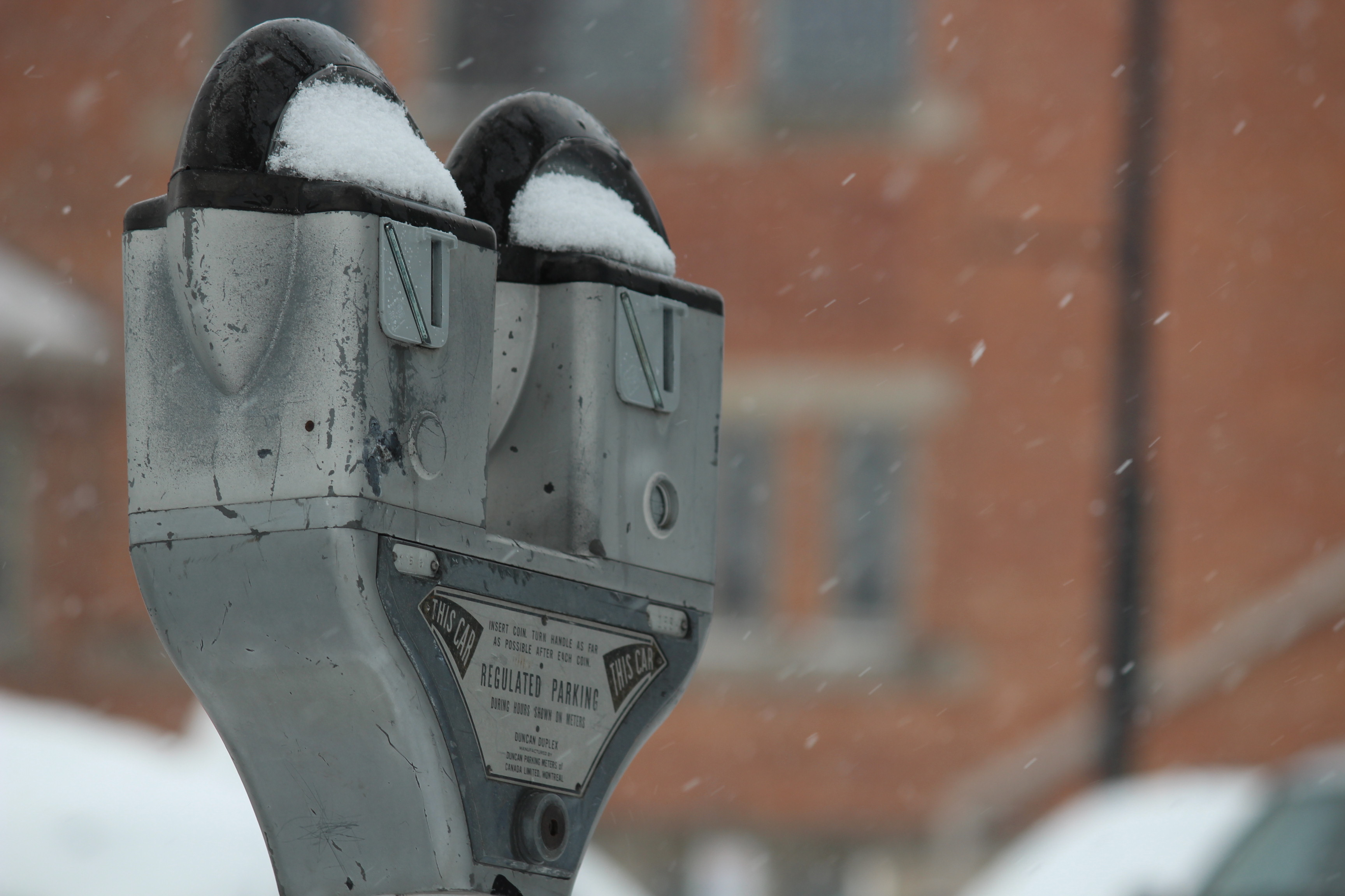 BlackburnNews.com file photo of a parking meter. (Photo by Jason Viau)