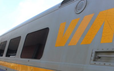 Via Rail to temporarily lay off a thousand workers