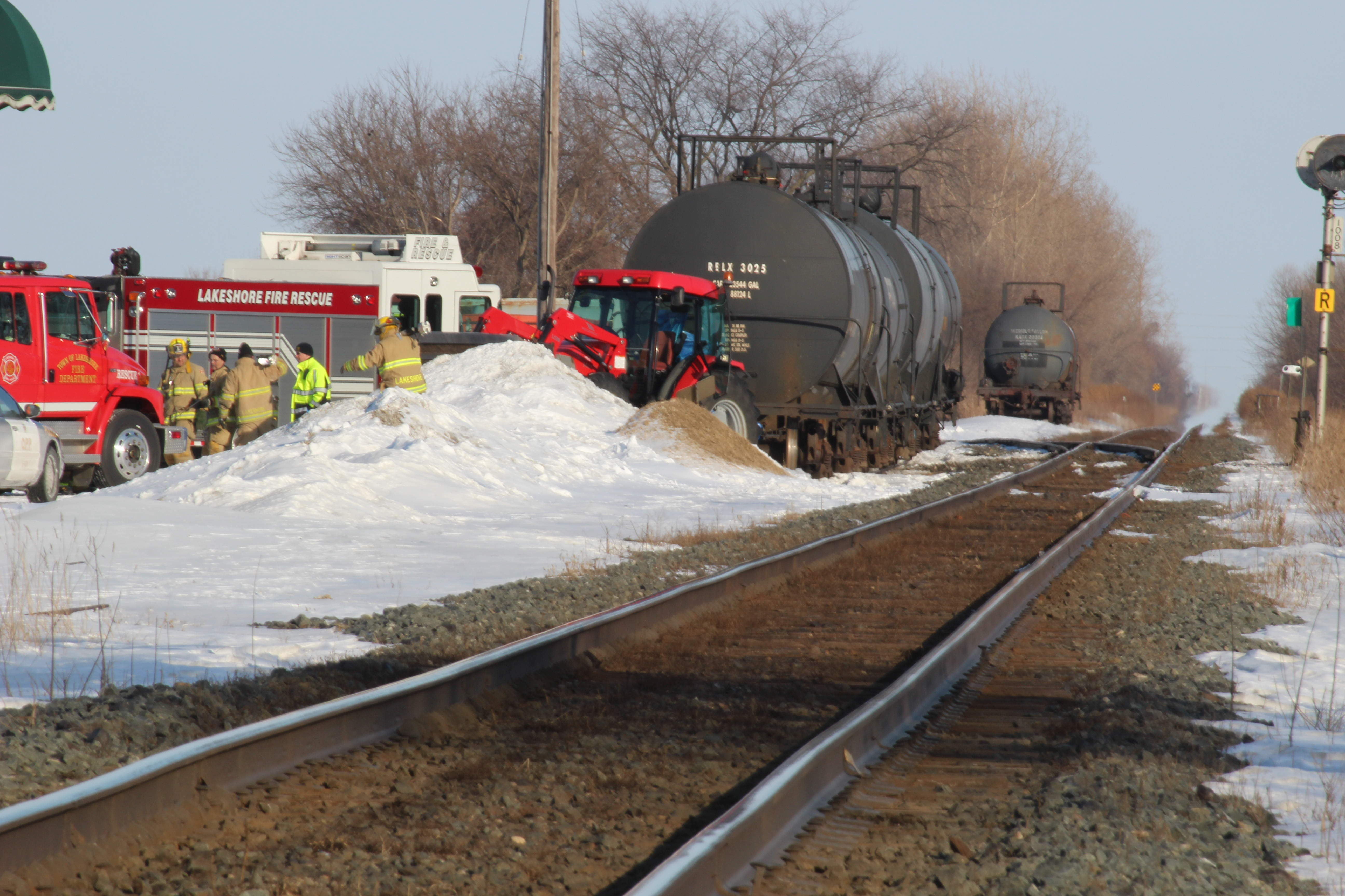 UPDATE: Fatal Lakeshore Train Accident